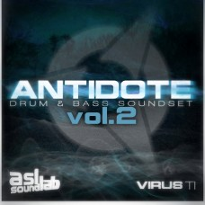 Antidote Vol.2 - Drum & Bass soundset for Virus TI