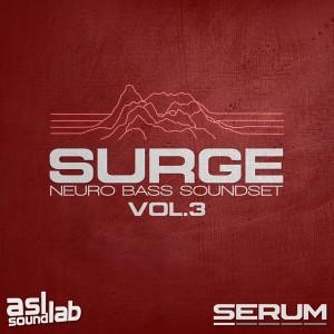 Surge Vol.3 - Neuro Bass Soundset for Serum