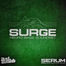 Surge - Neuro Bass Soundset for Serum