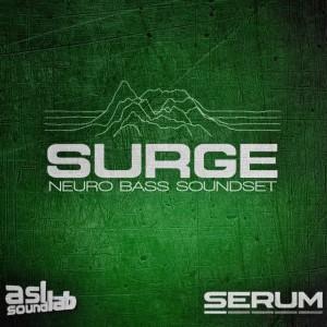 Surge - Neuro Bass Soundset for Serum