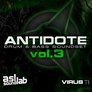 Antidote Vol.3 - Drum & Bass soundset for Virus TI
