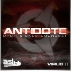 Antidote - Drum & Bass soundset for Virus TI