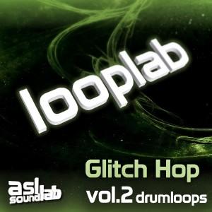 Looplab Vol.2 Glitch Hop Drumloops