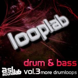 LoopLab Vol.3 -  More DnB Drumloops