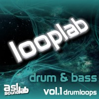 LoopLab Vol.1 - DnB Drumloops