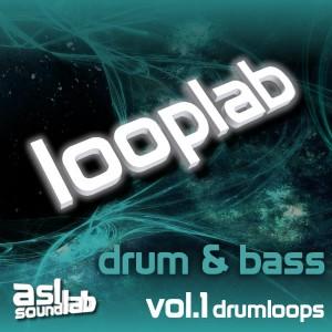 LoopLab Vol.1 - DnB Drumloops
