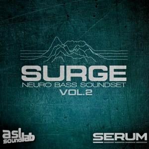 Surge Vol.2 - Neuro Bass Soundset for Serum